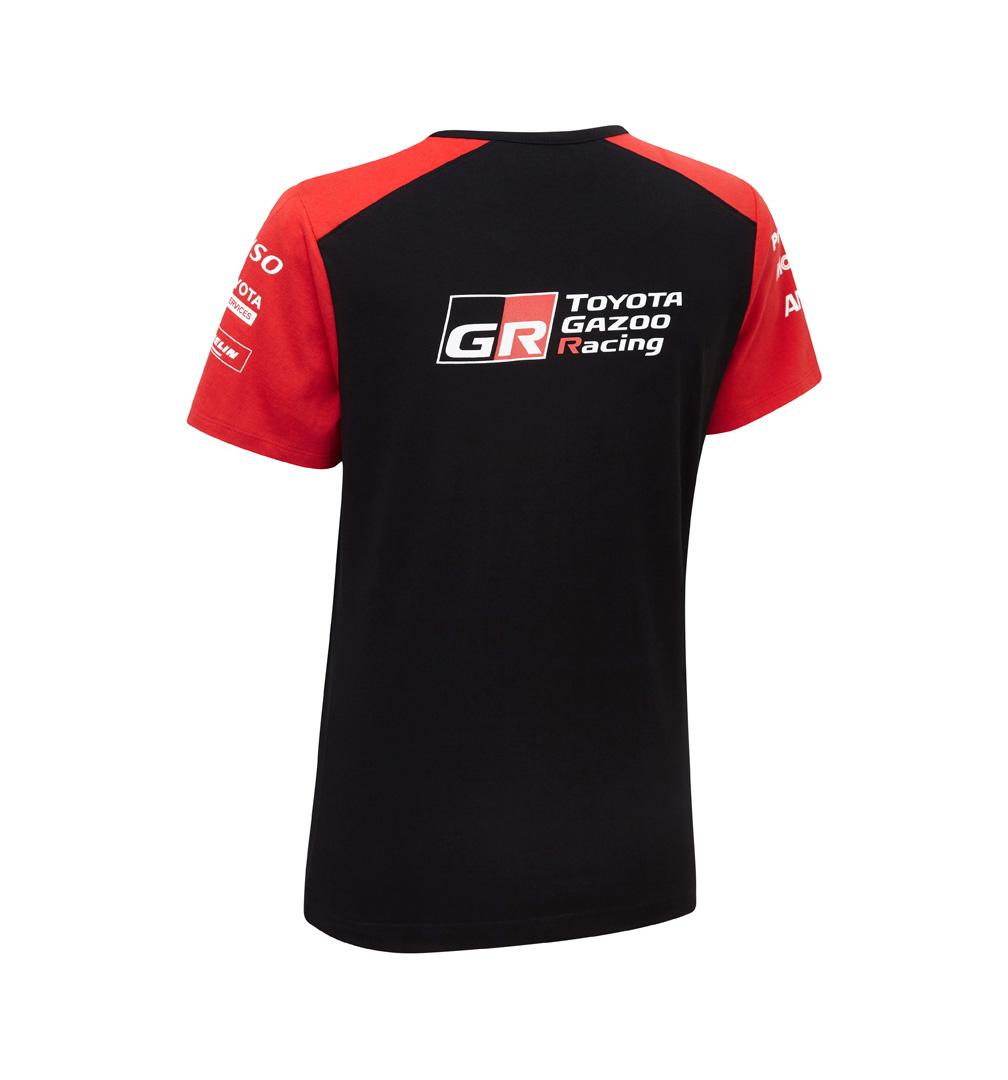 Toyota Gazoo Racing Mens Team T-Shirt